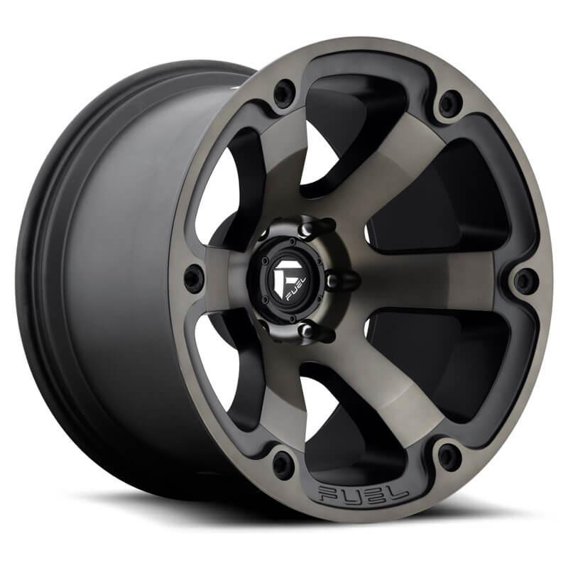 Fuel Beast Wheel Calgary