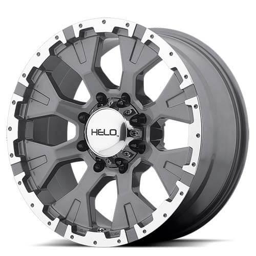 Helo HE878 Dark Silver