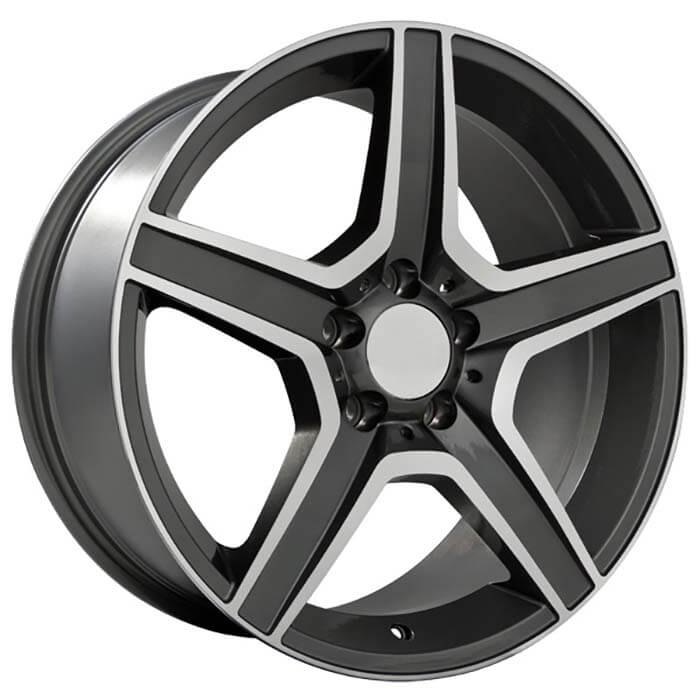R5 AMG Replica Wheel