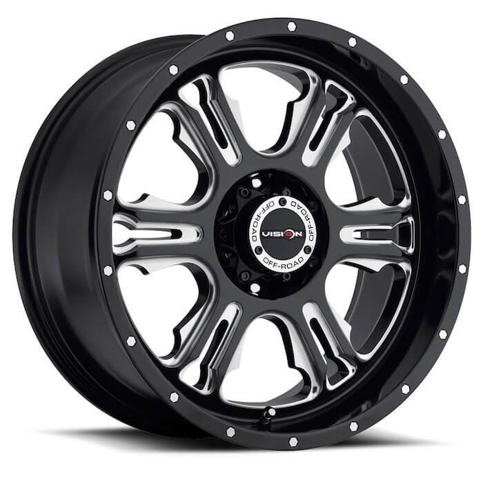 Vision 397 Rage Wheel