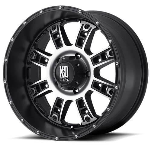 XD809 Riot Wheel Calgary
