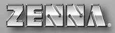 Zenna Tire Grey Logo