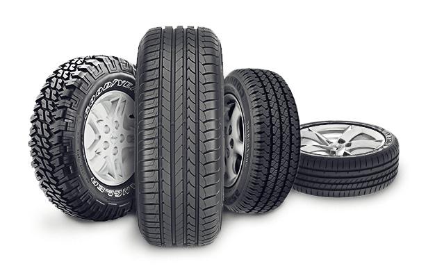 Tires Calgary