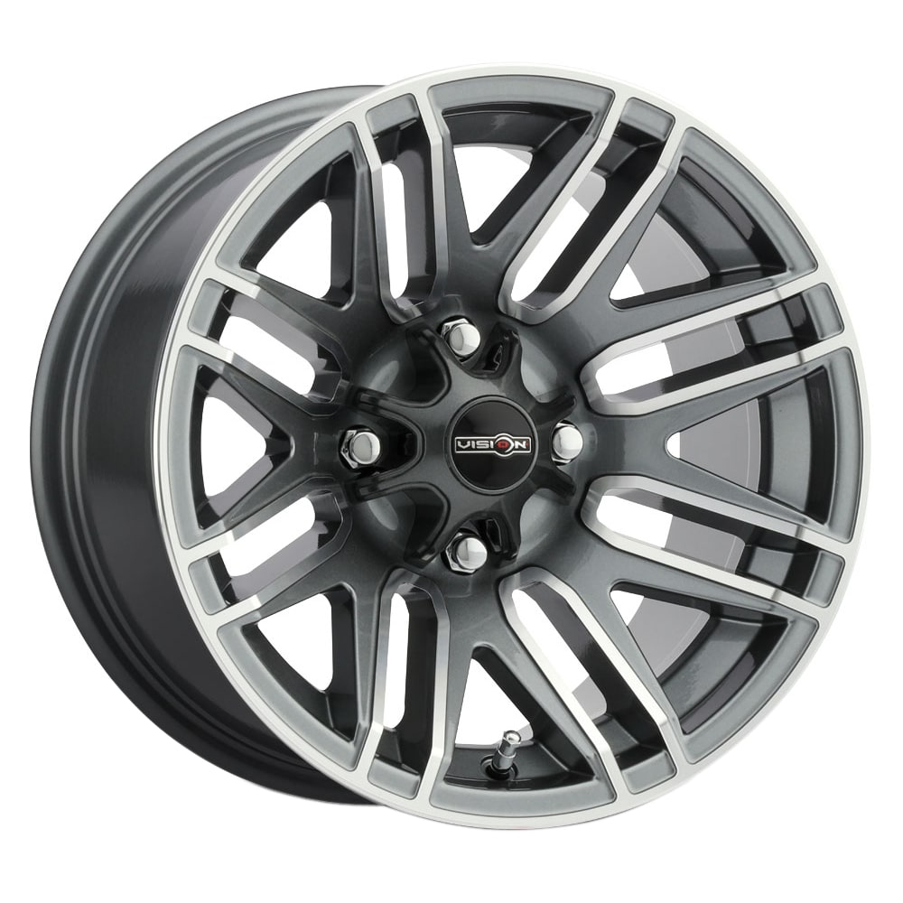 Vision 142 Legend 6 Wheel