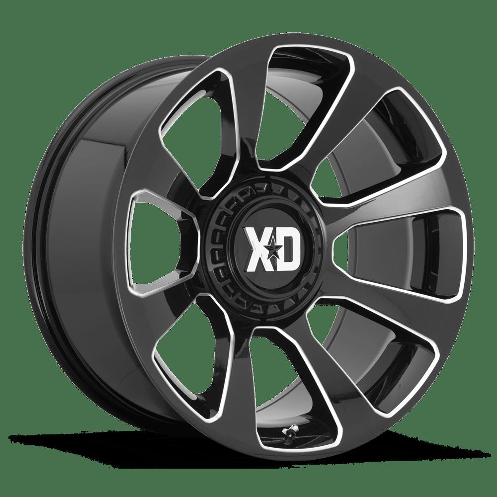 XD822 Monster Wheel Calgary